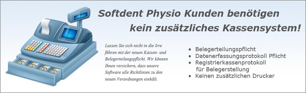 Softdent Physio - Kassenpflicht