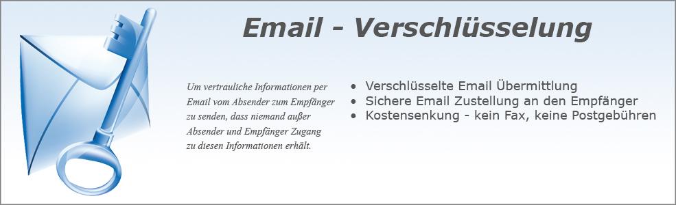Softdent Physio - Email Verschlüsselung